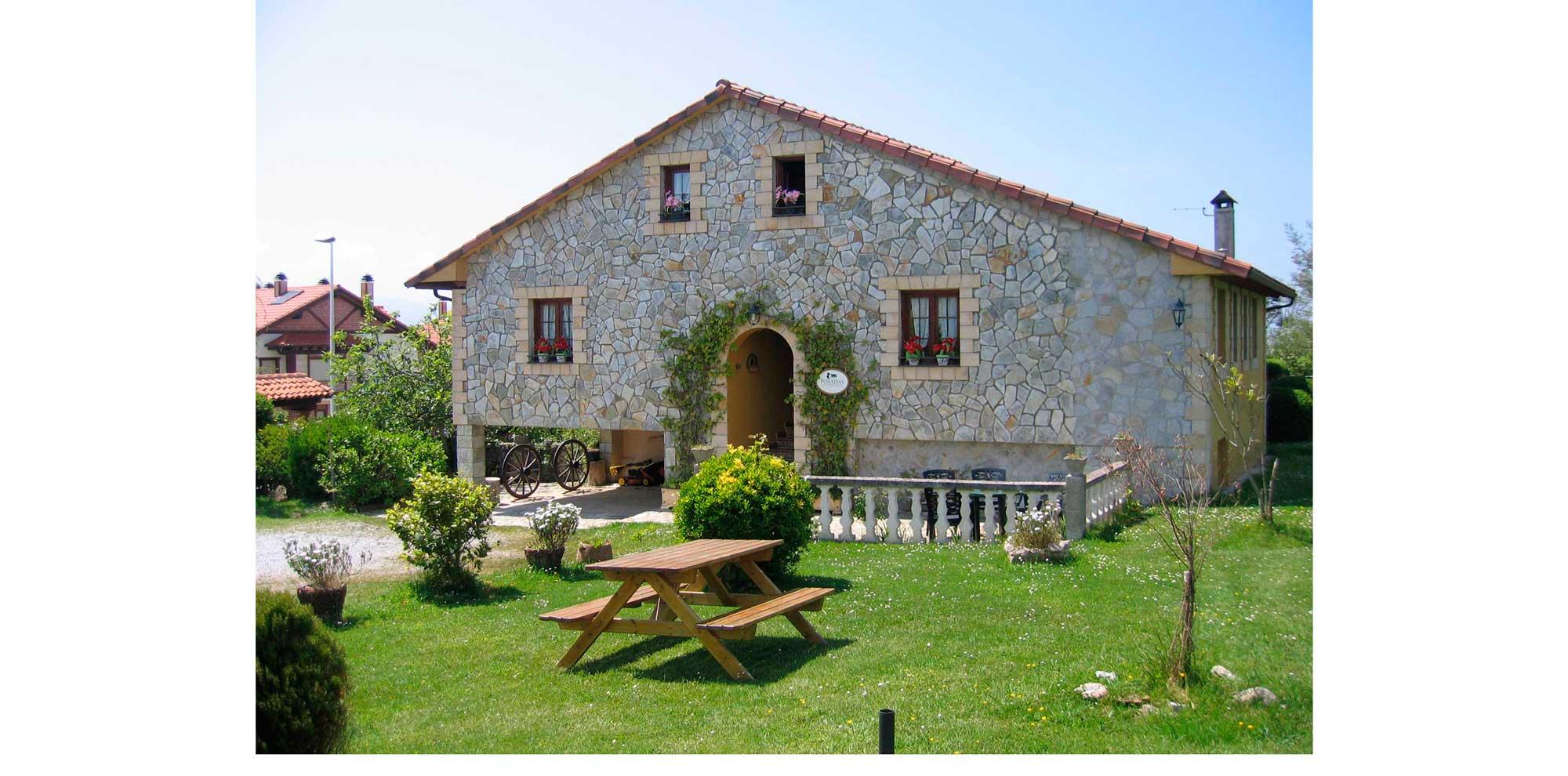 Posada casa aurelio casa rural en somo cantabria - Casa rural somo ...